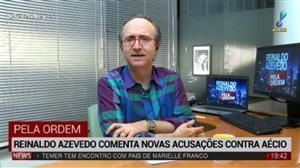 """Azevedo sobre acusações contra tucanos: """"Hienas resolveram se manifestar"""""""