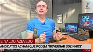 """""""Não existe presidente que governe o Brasil sem o Congresso"""", diz Azevedo"""