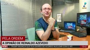 Joaquim Barbosa teria condições efetivas de se eleger, diz Reinaldo Azevedo