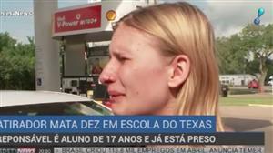Dez pessoas morrem após ataque de estudante em escola no Texas