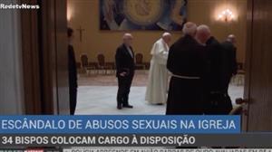 Bispos chilenos apresentam renúncia ao papa após casos de pedofilia