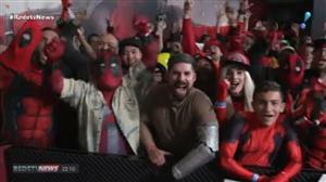 Deadpool 2 estreia no Brasil com censura para menores de 16 anos