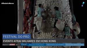 Festival do Pão atrai turistas e destaca cultura chinesa