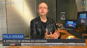 """""""Mensalão petista foi praticado no curso do mandato de Lula"""", diz Azevedo"""