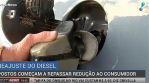 Postos começam a receber diesel com desconto