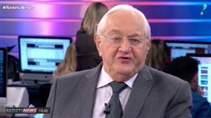 """""""Cabe ao governo fechar planos de saúde caça-níqueis"""", diz Boris Casoy"""