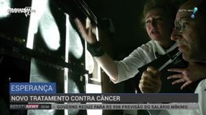 Novo tratamento contra o câncer usa próprias células do paciente