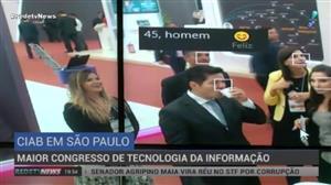 SP recebe congresso de tecnologia da informação para setor financeiro