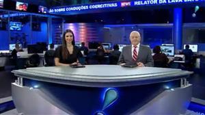 Assista à íntegra do RedeTV News de 13 de junho de 2018