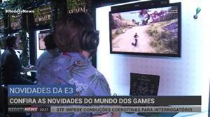 Confira os principais lançamentos do mundo dos videogames