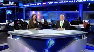 Assista à íntegra do RedeTV News de 14 de junho de 2018