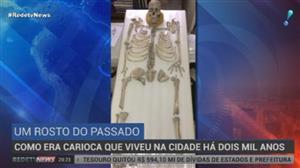 Como era o carioca que viveu na cidade há dois mil anos
