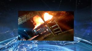 Onda de ataques a ônibus deixa mais dois veículos destruídos em MG