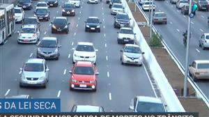 Álcool é a segunda maior causa de mortes no trânsito