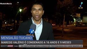 Marcos Valério é condenado a 16 anos e 9 meses de prisão