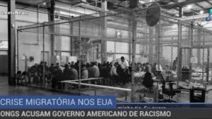 ONGs acusam governo dos EUA de racismo em crise migratória