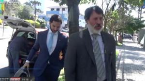 Delúbio Soares deixa sede da PF em SP e é transferido para Curitiba
