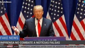 Fux diz que imprensa brasileira é vital no combate às fake news