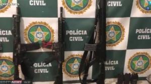 Adolescente é baleado e seis suspeitos são mortos no Rio