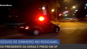 Ex-presidente da Dersa é preso em SP