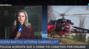 Caso Vitória Gabrielly: homicídio teria acontecido por motivos de vingança
