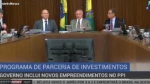 Governo inclui novos empreendimentos no PPI