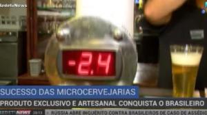 Cervejas artesanais conquistam o consumidor brasileiro