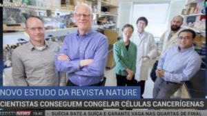 """Cientistas conseguem """"congelar"""" células cancerígenas"""