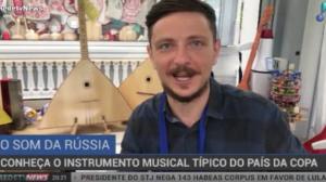 Conheça a balalaica, instrumento musical típico da Rússia
