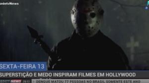 Superstição e medo inspiram filmes de Hollywood