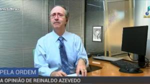 """""""Não existe essa instância de que Lula fala"""", diz Reinaldo Azevedo"""