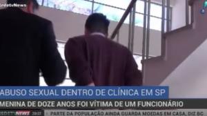 Funcionário é acusado de abuso sexual infantil em clínica de SP