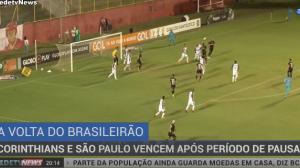 São Paulo vence Flamengo e encosta na liderança do Brasileirão