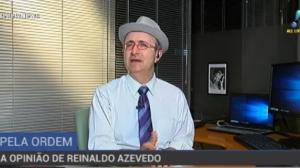 """""""Discurso de Ciro Gomes ainda não é claro"""", opina Reinaldo Azevedo"""
