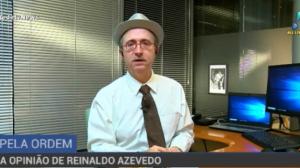 """""""Janaína Paschoal está sendo demonizada pelos bolsonaristas"""", diz Azevedo"""