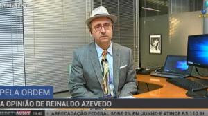 """""""Onde houver ditadura com sotaque de esquerda PT presta apoio"""", diz Azevedo"""