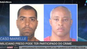 Miliciano preso pode ter participado do assassinato de Marielle Franco