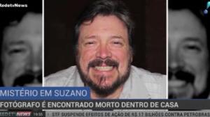 Fotógrafo é encontrado morto dentro de casa em Suzano