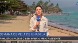 Projeto em Ilhabela se mobiliza para retirar lixo dos mares
