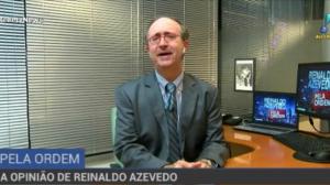 """""""Desconhecem a legislação"""", diz Reinaldo Azevedo sobre quem critica a ANS"""