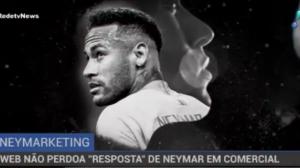 """Neymar é alvo de novas críticas após """"resposta"""" em comercial"""
