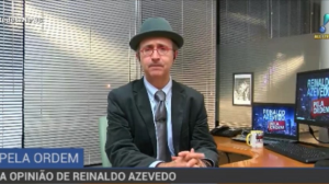"""""""Luiz Fux deveria ficar calado"""", critica Reinaldo Azevedo"""