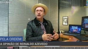 """""""Situação de Ciro Gomes ficou dramática"""", afirma Reinaldo Azevedo"""