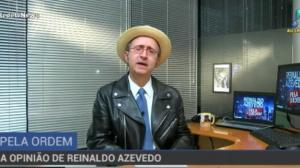 """Reinaldo Azevedo classifica investigação da PF sobre UFSC como """"uma piada"""""""