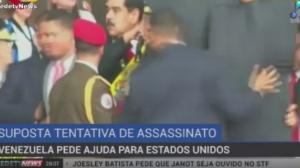 """Seis pessoas são presas na Venezuela acusadas de """"atentado"""" contra Maduro"""