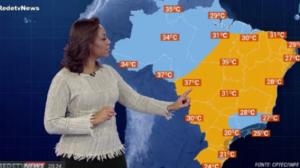 Frente fria permanece na região Sudeste nesta terça (7)