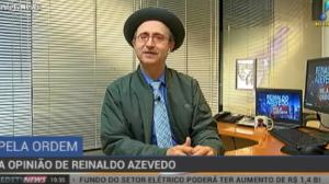 """""""Não se governa o Brasil sem o Congresso"""", afirma Reinaldo Azevedo"""