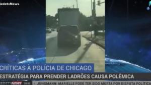 Estratégia da polícia de Chicago para prender ladrões causa polêmica