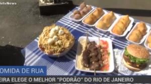 """Feira elege o melhor """"podrão"""" do Rio de Janeiro"""