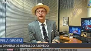 """""""Rogério Galloro deveria ser demitido"""", opina Reinaldo Azevedo"""